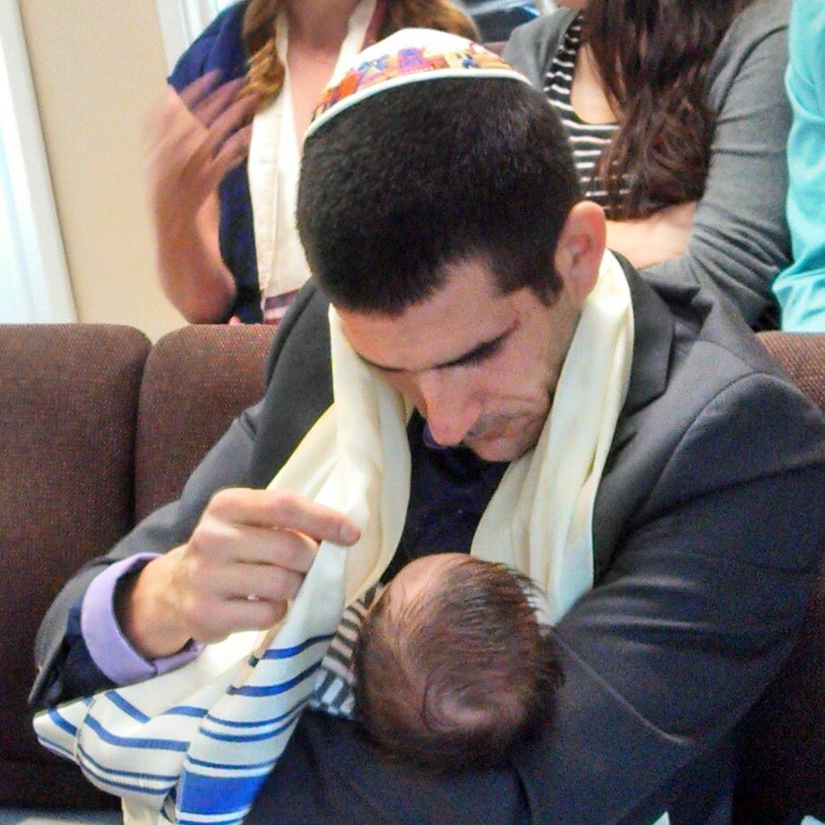 Jewish Baby naming ceremony in Temecula