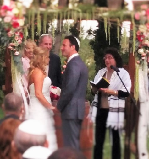 Jewish Wedding in Temecula Wine country