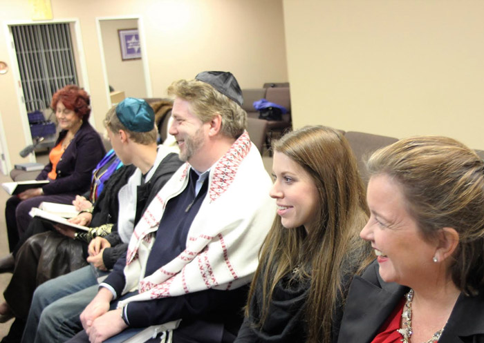 Friday night Shabbat Services in Temecula
